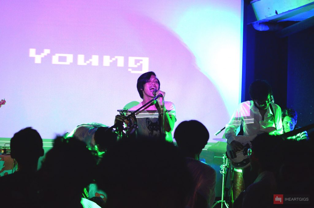 Young Savages di We Are The Pigs #2 ©IHEARTGIGS /Gaharu Jabal